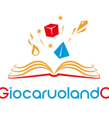 Gicoaruolando Logo with Colors