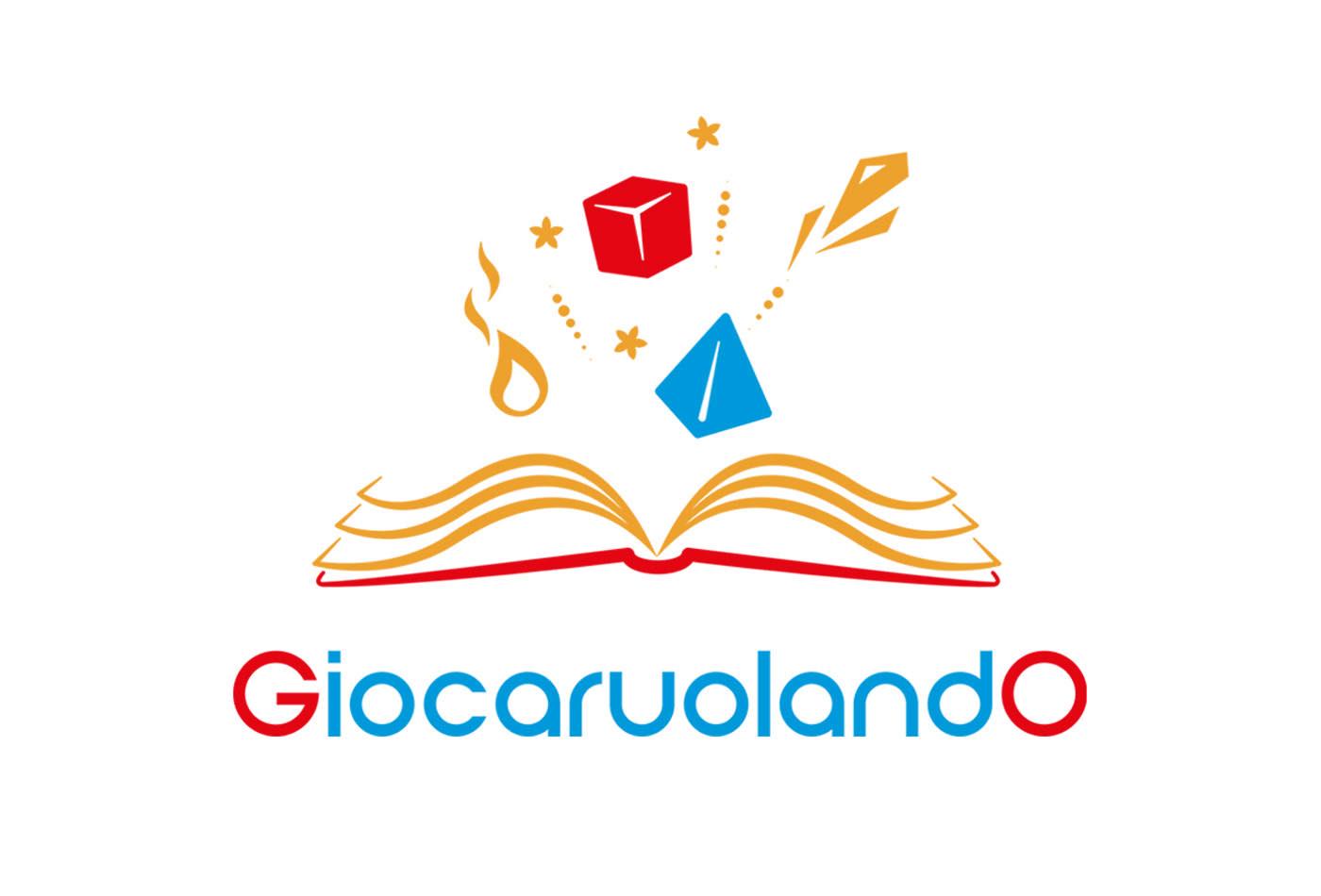Gicoaruolando Logo with Colors