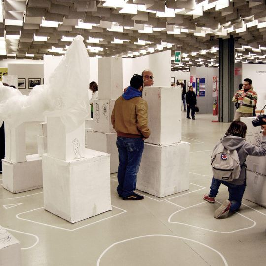 Florence Creativity stand - The city